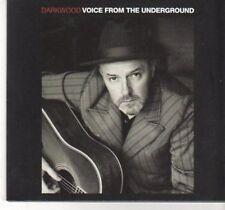 (BE394) Darkwood, Voice From The Underground - DJ CD