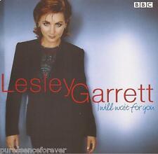 LESLEY GARRETT - I Will Wait For You (UK 17 Tk CD Album)