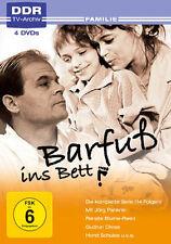 4 DVDs * BARFUSS INS BETT - DIE KOMPLETTE SERIE # NEU OVP ^
