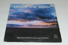 """Brother Brown featuring Frankie~Under the Water 12""""~U.K. IMPORT~FAST SHIPPING"""