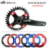 SNAIL 32-42t Narrow Wide 104BCD MTB Bike Chainring Bicycle Sprocket Chainwheels
