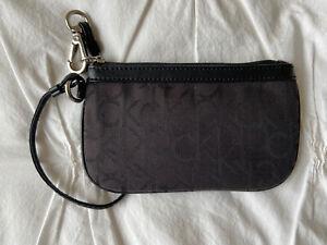 Calvin Klein Black Clutch Purse/Wallet