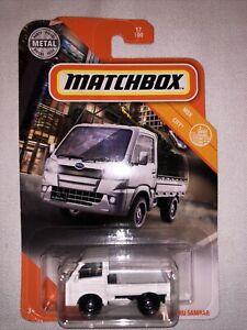 2014 Subaru Sambar Truck Matchbox Die-Cast collector no.#17