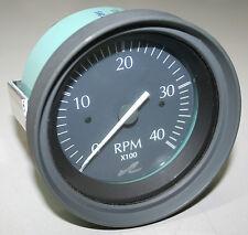 Sea Ray Diesel Tachometer 0-4000 RPM - 27299