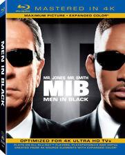 Men in Black (4K-Mastered) [New Blu-ray] 4K Mastering, Uv/Hd Digital Copy, Wid