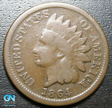 1864 Indian Head Cent Penny  --  MAKE US AN OFFER!  #P1546