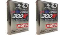 MOTUL OLIO MOTORE AUTO 300V LE MANS 20W-60 100% SINTETICO FLACONE da 4 LITRI