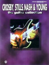 Crosby, Stills, Nash & Young -- The Guitar Collection: Authentic Guitar TAB