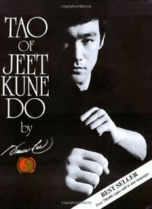 Tao of Jeet Kune Do by Bruce Lee Paperback Book The Cheap Fast Free Post