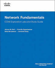 Used Book:  Network Fundamentals, CCNA Exploration Labs And Study Guide