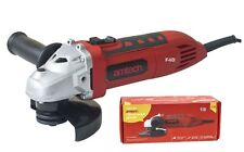 """HEAVY DUTY 710W 4.5"""" 115mm ELECTRIC ANGLE GRINDER CUTTING TOOL IN BOX 240V NEW"""