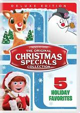 The Original Christmas Specials NEW 3-DISC DVD Collection Rudolph Frosty + More