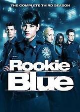 Rookie Blue ~ Complete 3rd Third Season 3 Three ~ BRAND NEW 4-DISC DVD SET