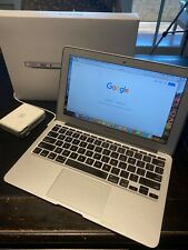 """MacBook Air 13"""" - 1.7GHz Core i5, 4G RAM, 128G SSD, Mid 2011 - Excellent Cond."""