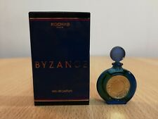 Rochas Byzance EDP 3ml for Women MINI MINIATURE FRAGRANCE PERFUME New w/ box