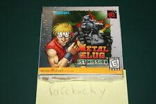 Metal Slug: 1st Mission (Neo Geo Pocket Color) NEW SEALED US VERSION, MINT RARE