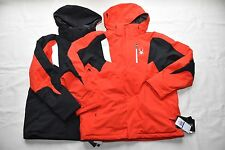 $300 NWT Spyder Ski Agent Mens Jacket Winter Coat Hooded 353011 Small
