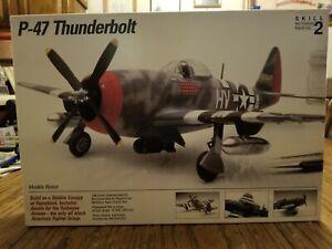 1/48 SCALE P-47 THUNDERBOLT