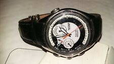 Citizen Eco drive stainless steel mens watch 6N0310, needs battery