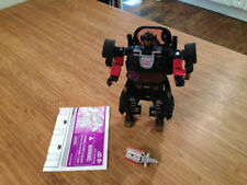 Decepticons 2002-Now Transformers & Robot Action Figures with Without Packaging