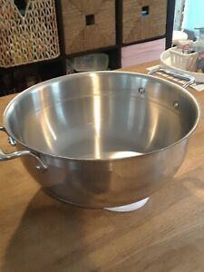 5.5qt Copper Core All Clad Pot