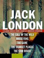 Jack London: Five Classic Novels from a Giant of American Literature - Very Good