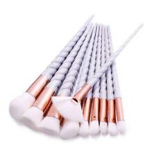 Beauty Eyeshadow 10 Pcs Foundation Concealer Makeup Brush Brushes Blusher