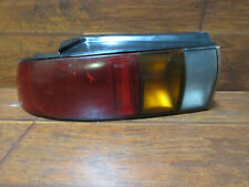 Geo Storm Hatchback  /  1990  1991  1992  1993  /  Left Driver Tail Light