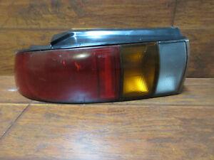 Geo Storm Hatchback, 1990, 1991, 1992, 1993, Left Driver Tail Light