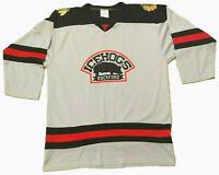 Rockford IceHogs Youth XL #17 Promo Hockey Jersey in Gray