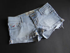 Hollister splendido Heller jeans Shorts Tg 0 w24 Top