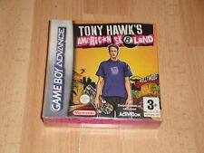 TONY HAWK'S AMERICAN SK8LAND PARA NINTENDO GAME BOY ADVANCE GBA NUEVO PRECINTADO