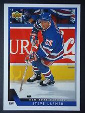 NHL 471 Steve Larmer New York Rangers Upper Deck 1993/94