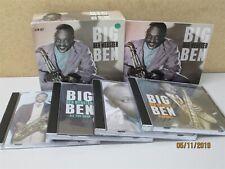 BEN WEBSTER- Big Ben- The Best of 4-CD BOX SET Quintet/Duke Ellington Group etc