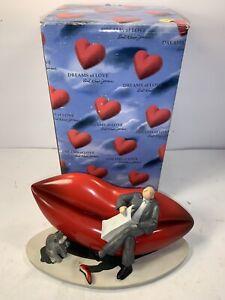 Dreams Of Love/ Resin Figurine NIOB