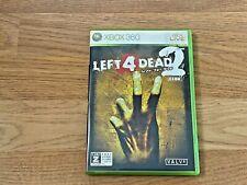 Left 4 Dead 2 Xbox 360 NTSC-J JP Import