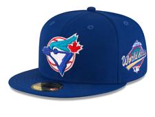 Toronto Blue Jays 1993 World Series Side Patch 59 Fifty equipado boné Mlb Baseball