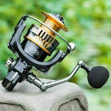 Heavy Duty 17+1 Bb Spinning Reel Fishing Reel Metal Spool Max Drag 18lb