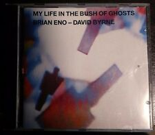 Brian Eno - David Byrne ‎– My Life In The Bush Of Ghosts CD EG ‎– EGCD 48