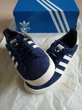Adidas Originals Campus BZ0086 Mens Trainers UK Size 3.5 Blue BNIB