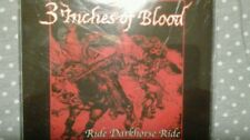 3 INCHES OF BLOOD - RIDE DARKHORSE RIDE. CD