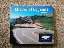 CHEVROLET Legends CD Volume 2 PROMO CD Sheryl Crow B-52s Billy Joel and more