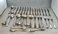 More details for old hall alveston cutlery - 32 pieces - see pictures and listing for contents