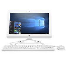 "HP 20"" All-in-One Computer, Intel Celeron J4005, 4GB RAM, 1TB WDD Windows 10"