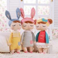 METOO Angela Sleeping Birthday Girl Stuffed Plush Doll Baby Toy 2020 Gift Doll