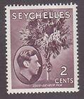 Seychelles, 1938, 2c brown-purple, SG135, Sc 125, mint hinged.