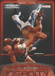 2008 TRISTAR TNA Cross The Line Wrestling (A0995) - You Pick - 10+ FREE SHIP