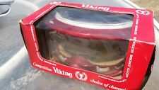 "Vintage 1960s NOS Barufaldi Viking Motocross Goggles ""The REAL DEAL"" AHRMA VMX"