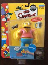 Playmates The Simpsons Barney figure