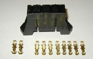 Packard Dephi 4 Fuse Block ATO/ATC Made in USA four build your own panel a